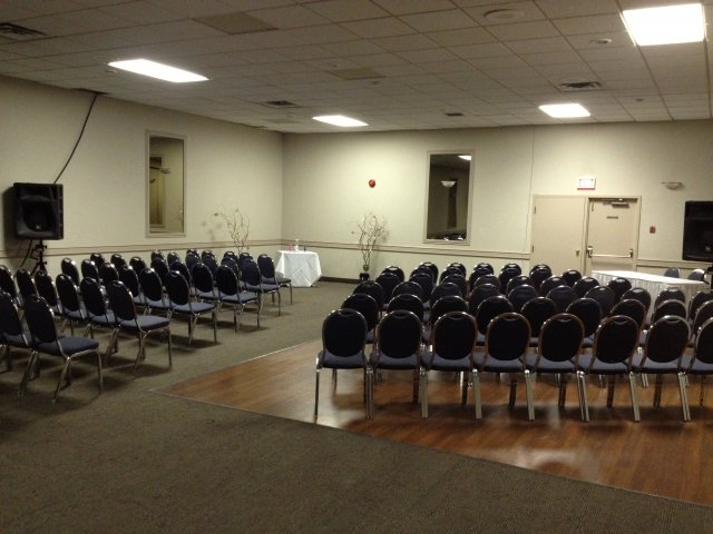Heritage Inn High River No Uplights Ceremony