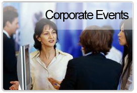 Corporate Events - Lethbridge business events such as a christmas party, conference or bbq.
